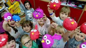 zajęcia dla dzieci z plastyki