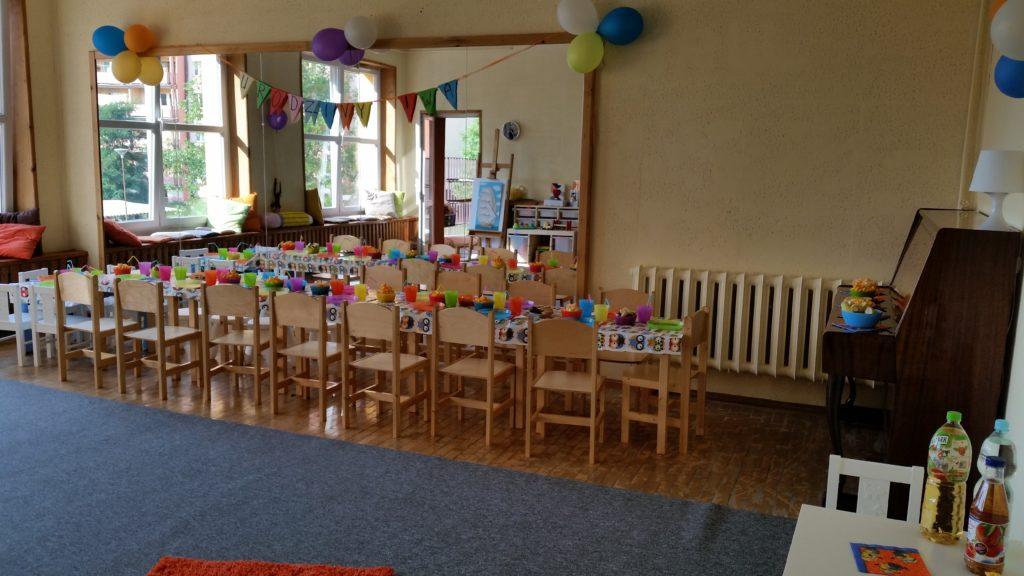 urodziny dla dzieci w Nitce